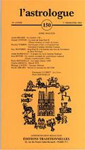 Revue astrologique L'ASTROLOGUE